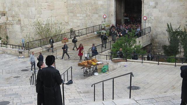 Полицейские убили палестинца, ранившего ножом 3-х израильтян вИерусалиме