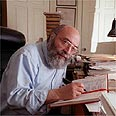 The late Chaim Potok, author of 'My Name is Asher Lev' Photo: AP