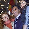 Eliane Karp-Toledo and her husband Alejandro Photo: Reuters