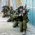 IDF soldiers in Balata refugee camp (Archive photo) Photo: AP