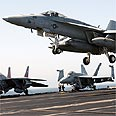 Will US Navy fight for Israel? Photo: Reuters