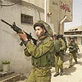 IDF operation in Jenin, 2002 (Archive) Photo: Yonatan Neeman, IDF
