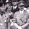 Hitler and Mussolini – is fascism possible in Israel? Photo: Reuters