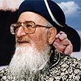 Mellowing out? Rabbi Eliyahu Photo: Zoom 77