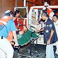 Hadassah hospitals treat more terror victims than any other medical center Photo: Sebastian Sheiner