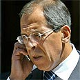 'Hamas must  transform itself into political party.' Lavrov Photo: AP