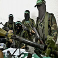 Hamas members - Archive photo Photo: Reuters