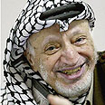 Arafat. Tried it in 1988 Photo: AFP