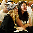 Madonna at Kabbalah Center (archives) Photo: Reuters