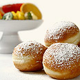 Tasty treats. Sufganiyot PR Photo