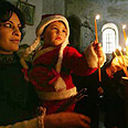 Christmas in Bethlehem Photo: AP