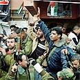 Zubeidi heads the al-Aqsa Martyrs Brigades terrorist group in Jenin Photo: AP