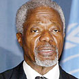United Nations Secretary General Kofi Annan Photo: Reuters