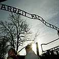 Entrance to Auschwitz (archives) Photo: Reuters
