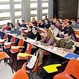Israeli students Photo: Haim Hornstein