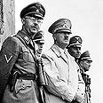 Hitler's right hand: Heinrich Himmler, 1940 Photo: Reuters