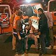 Tel Aviv bombing scene Photo: Reuters