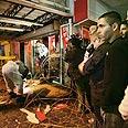 Terror attack in Stage club in Tel Aviv Photo: AP
