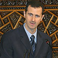 Syrian President Basher Assad Photo: Reuters