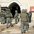 Soldiers in Hebron Photo: David Wilder