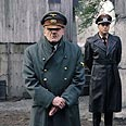 Ganz as Hitler in 'The Downfall'