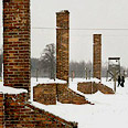 Auschwitz-Birkenau Photo: Reuters