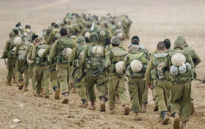 IDF soldiers (Photo: AP)