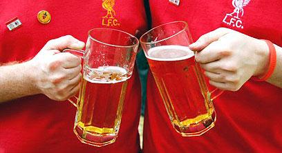 לשתות או לשתות לפני פעילות ספורטיבית? (צילום: רויטרס)