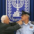 PM Sharon and IDF Chief of Staff Photo: AFP