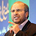 Mohammad-Bagher Ghalibaf Photo: Reuters