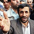 'I would prefer the ruling leadership being removed by U.S. or Israeli special forces.'  Ahmadinejad Photo: AP