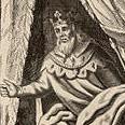 שלמה המלך. איור מהעת החדשה.