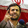'Islamic revolution will conquer the world,' says Ahmadinejad Photo: Reuters