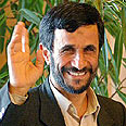 Iranian President Ahmadinejad Photo: Reuters