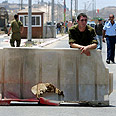 IDF checkpoint (archive) Photo: Tsafrir Abayov