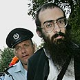 Yishai Schlissel stabbed 3 gay protestors Photo: Reuters