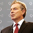 Says it's crucial to address terrorism's causes. Blair Photo: AFP