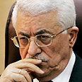 On his way out? Abbas Photo: Reuters
