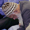 Muslim worshiper at a London mosque Photo: Reuters