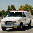 Ambulance near Gaza (Archive) Photo: Amir Cohen