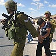 Arrests in Nablus (Archive photo) Photo: AFP