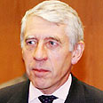 British Foreign Minister Jack Straw Photo: Reuters