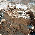 Masada: A bird's view