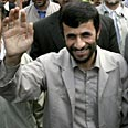Iran&#39;s President Ahmadinejad Photo: Reuters
