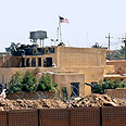 American base in Iraq Photo: Reuters