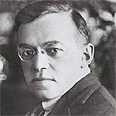 Ze'ev Jabotinsky Photo: GPO
