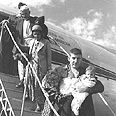 1950. Immigration from Iraq Photo: GPO