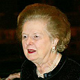 Thatcher. Expelled Israeli diplomats Photo: AFP