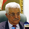 'Halt agression.' Abbas Photo: AP