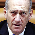 Olmert. Vows to fight terror Photo: Reuters